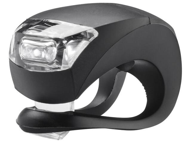 Knog Beetle - Éclairage vélo - LED blanche noir